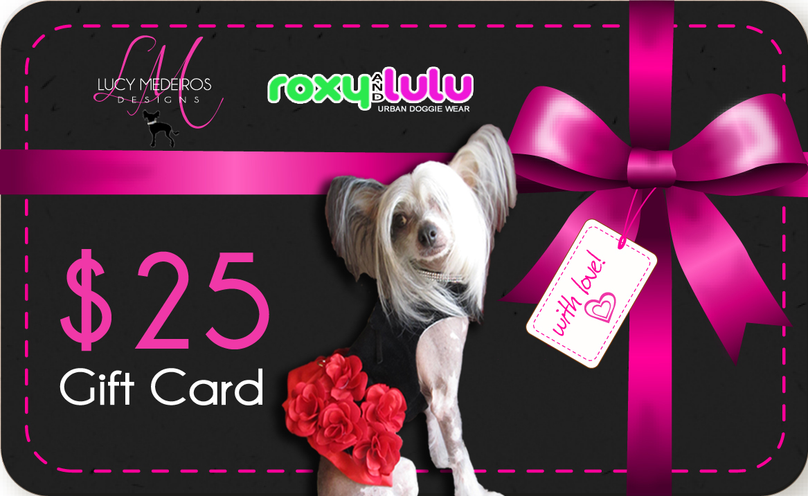 $25 Gift Card - Roxy and LuLu