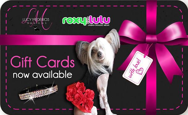 Roxy and LuLu Gift Card