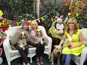Lucy Medeiros - Pet Talk Easter Extravaganza