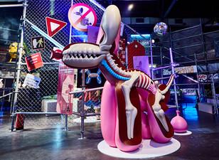大人物|羅志祥、吳建豪也愛不釋手!「玩具解剖展 JASON FREENY ASIA」台北站 6/29 起在華山!