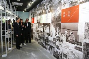 落成100周年の総統府で特別展 日本人設計者の孫「祖父は幸せ」/台湾