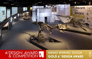 #DINOLAB 恐龍實驗室,獲義大利大獎 金獎肯定!INCEPTION 啟藝出品