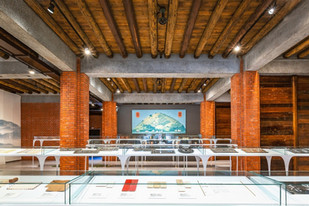 Shopping Design|耗時4年悉心修復,台北大稻埕古蹟「新芳春茶行」集結書店、展覽......轉型新揭幕!