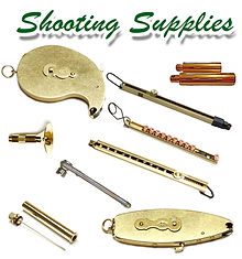 Muzzleloading Shooting Supplies, Cappers, Straightline Capper, Powder Measure, Ratcheting Nipple Wrench, Funnels, Universal Capper, Tedd Cash Products