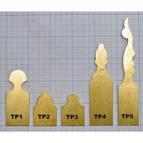 Toeplates -Toe Plate 10
