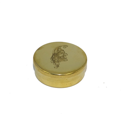 Engraved Pill Box