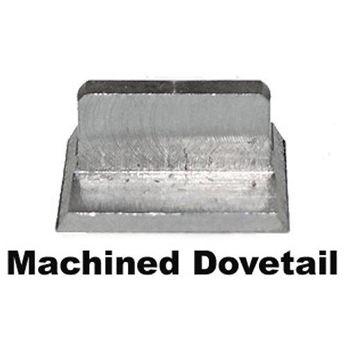 Underlug Machined Dovetail - Under lug