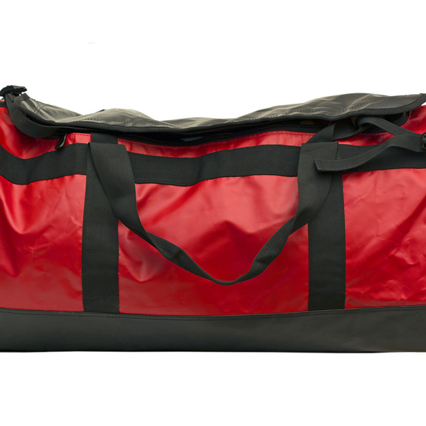 Red Duffle Bag