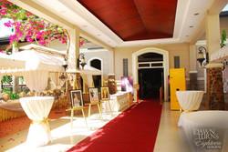 The Grand Pavilion Hallway