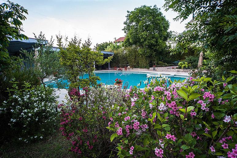pool garden la primula hotel potenza basilicata italia albergo la primula - Hotel Potenza