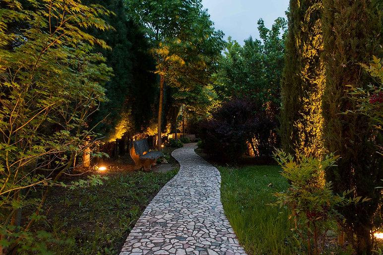 giardino albergo la primula hotel potenza basilicata matrimoni ricevimenti - Hotel Potenza