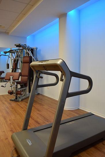 area fitness la primula hotel potenza basilicata albergo la primula - Hotel Potenza
