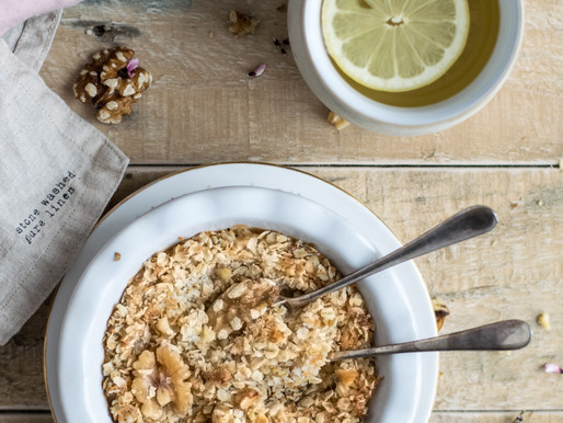 Why Should You Eat Oats For Breakfast? Benefits & Nutrients.