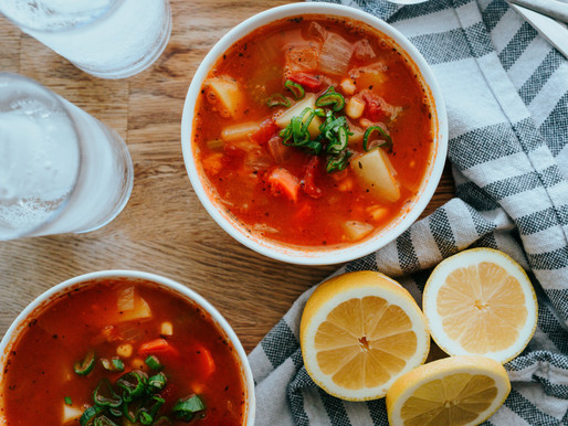 6 Healthy Soups That You Should Have.