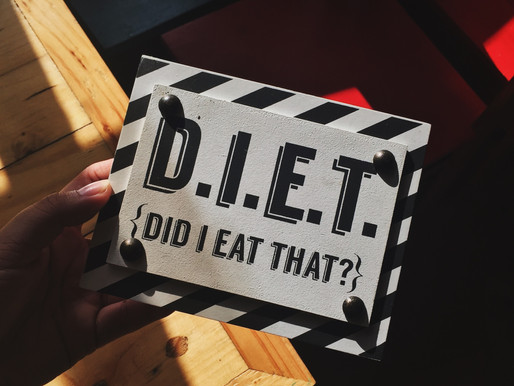 Why Dieting Is Not The Best Option