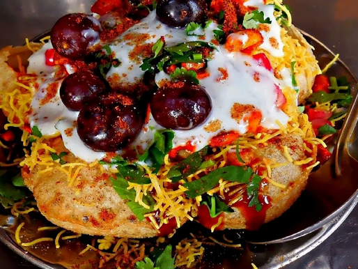 Most Unique Chaat To Hop On!