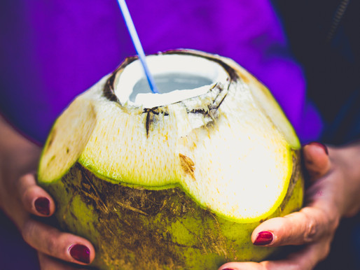 Feeling Sick? Here Is Why You Should Have Coconut Water.