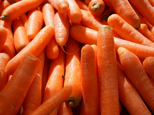 Want To Reduce Weight? Carrots Can Help You.