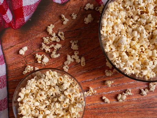 Popcorns Are The Best Snack; Benefits