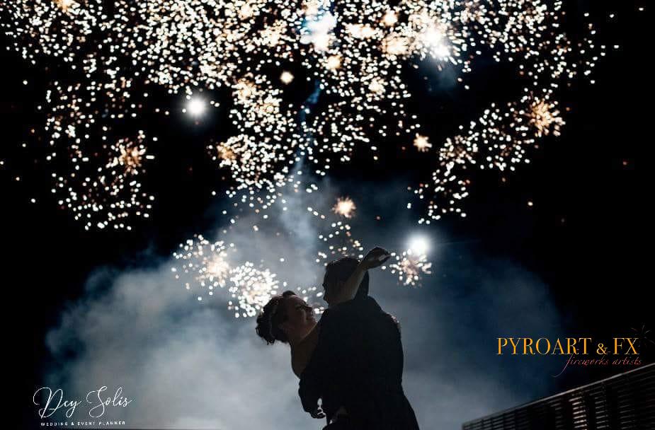 PYROART & FX - TERRAZA PANORAMA 2018