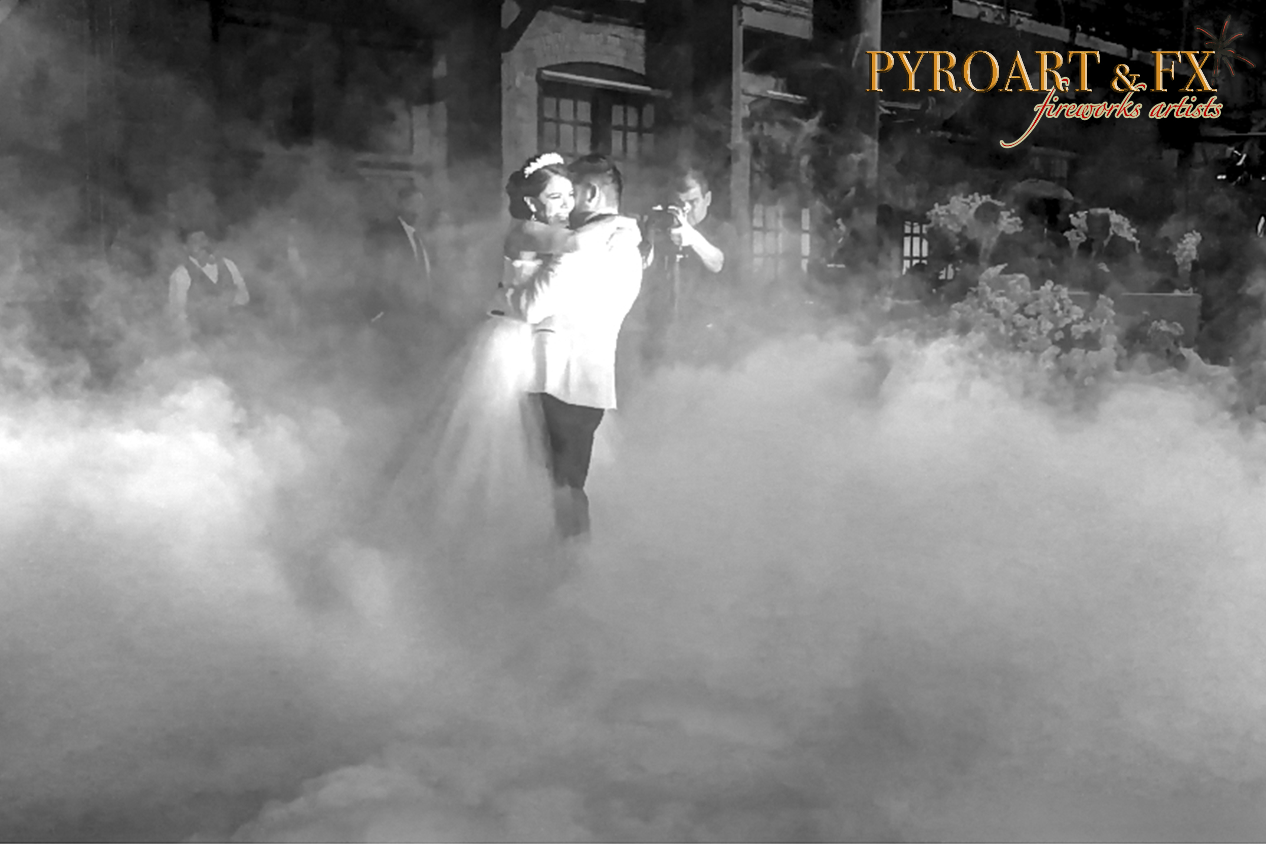 PYROART & FX - B&W SOPLADORES