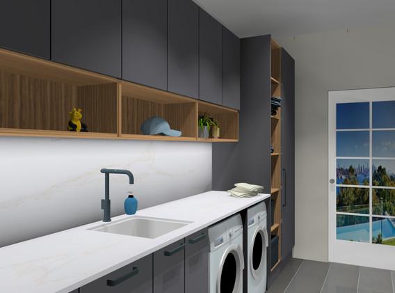 Laundry 3D concepts