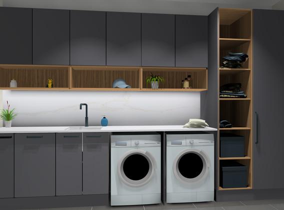Laundry 3D in design