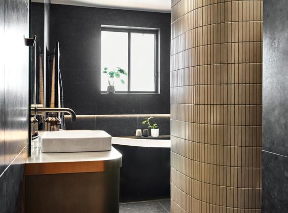 Wollongong Family Bathroom
