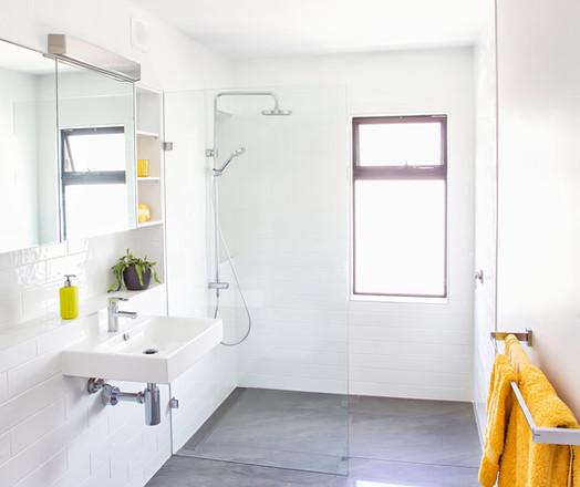 Bulli bathroom renovation