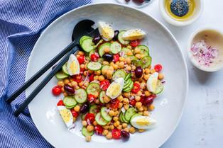 Salada Mediterrânica