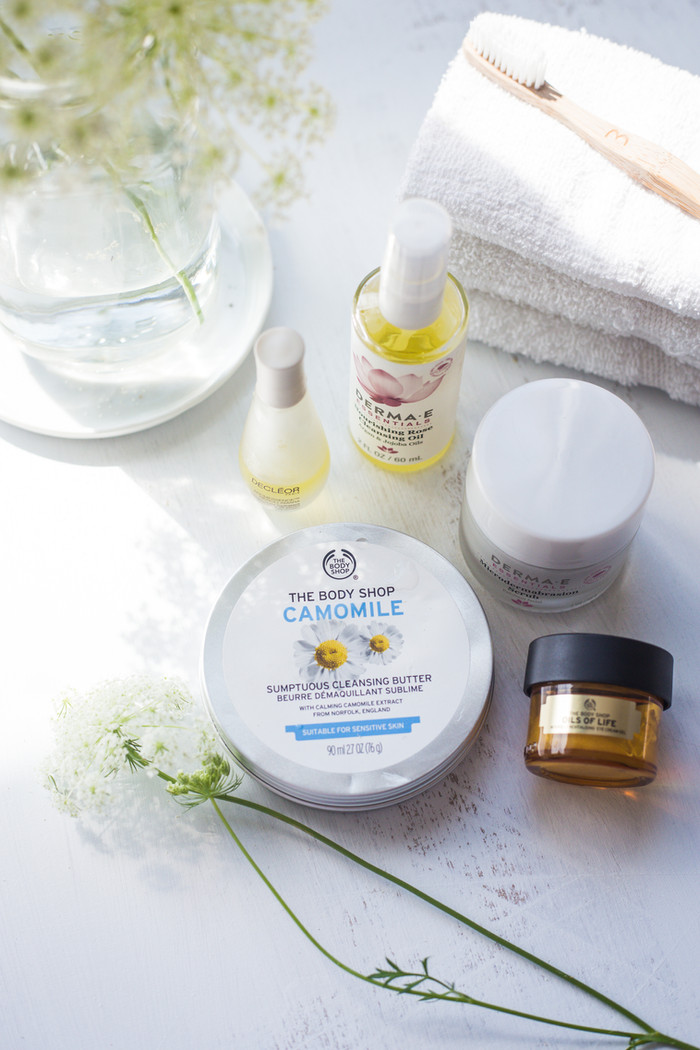 My favourite face beauty products