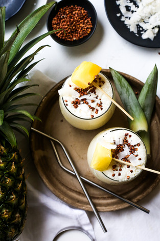 Piña Collada smoothie