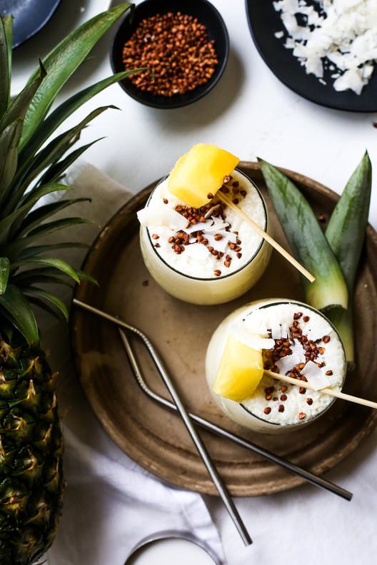 Piña Collada smoothie