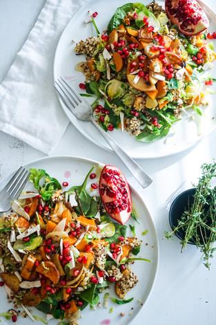 Super 365 Warm Salad