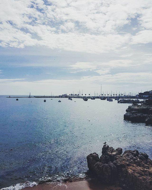 Already missing my beautiful town ❤_#cascais #portugal #love #sea #beach