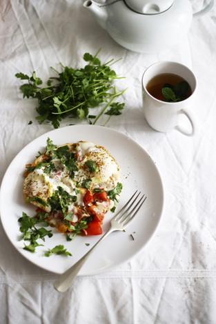 Omelette Berbere