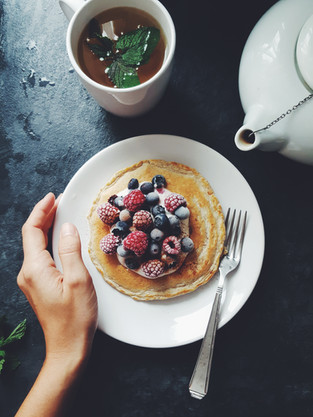 The best protein pancakes!