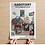 "Thumbnail: Poster (A3) ""GJERNE FORHJERNEVISITAS"""
