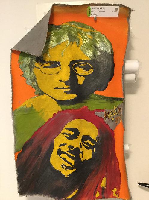 """BOB AND JOHN"" (47x77cm)"