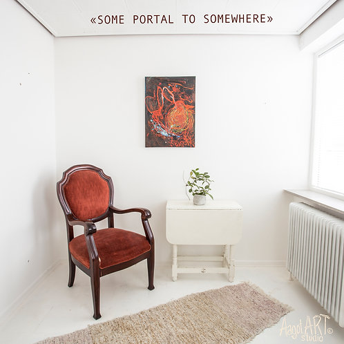 """SOME PORTAL TO SOMEWHERE"""