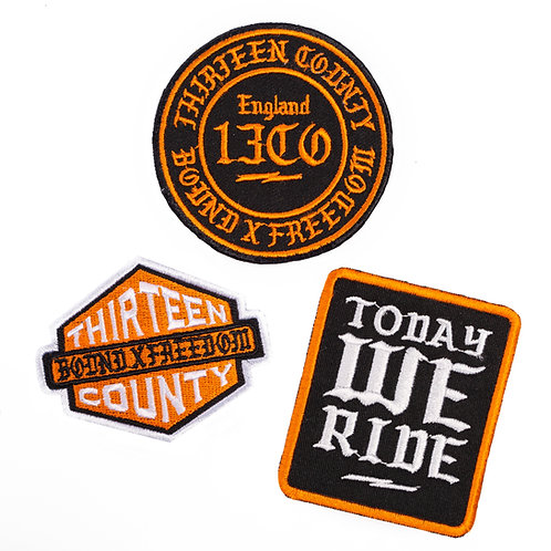 COUNTY PATCH PACK
