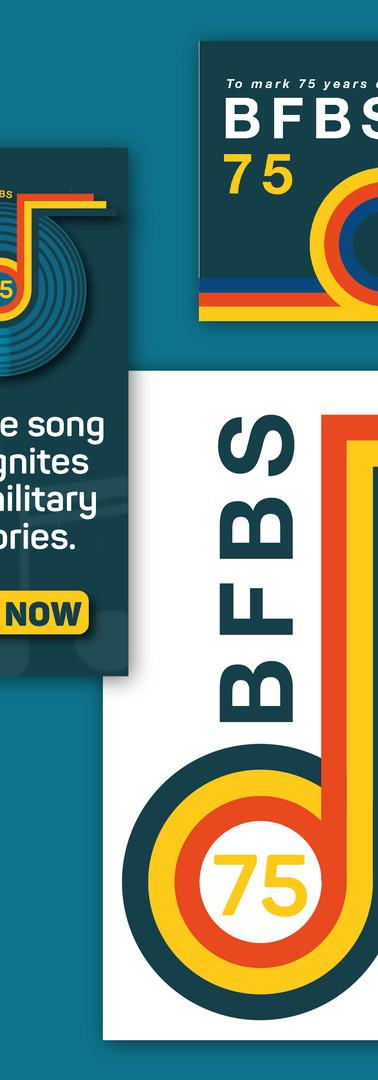 BFBS - Forces Radio - design