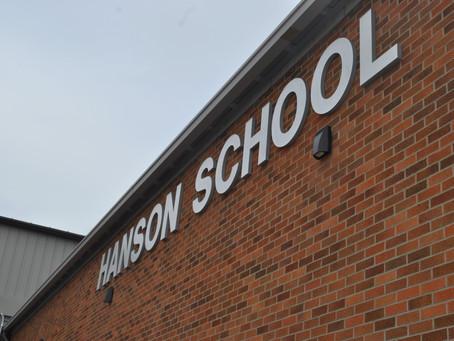 Hanson Middle & High School ::       Alexandria, South Dakota
