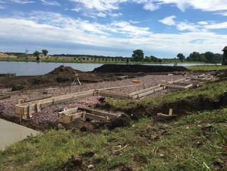 New Cherry Lake Home has begun!