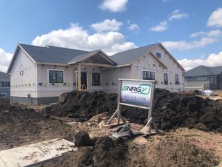 Grand Prairie 8 Progress Photos | SOLD