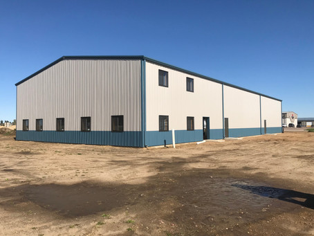 New Standard Warehouse and Office