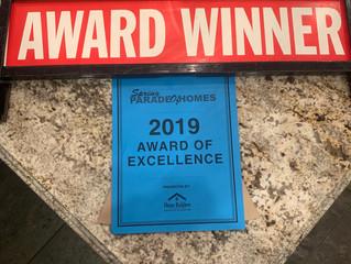 Parade of Homes | AWARD WINNER 🏆
