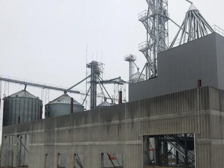 Forest River Feed Mill | Progress Report