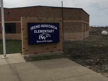 Irene/Wakonda School Addition