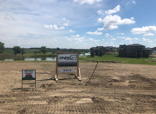 Cherry Lake West lot SOLD!